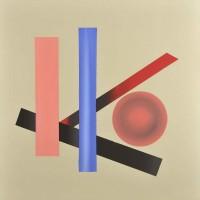 Piano incllinato, acrilico su tela, 80x100, 2009