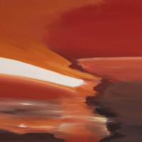 Verso l'autunno, 2012,m acrilico su tela, cm 120x100