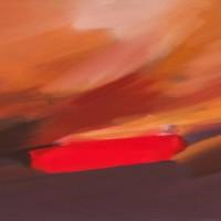 Ponente, 2012, acrilico su tela, cm 120x80