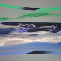 Mare in burrasca , tecnica su tela, 80x120,2010