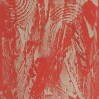 Oriente 1, tecnica mista su tela, 50x100, 2009
