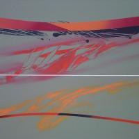 Vento del sahara, tecnican mi sta su tela, 80x100, 2010